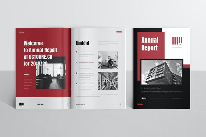 Thumbnail for Annual Report 2020