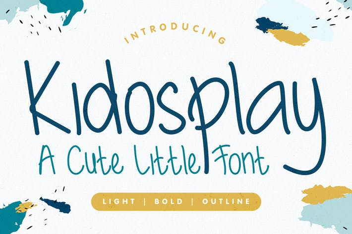 Thumbnail for Kidosplay - Fuente de familia juguetona