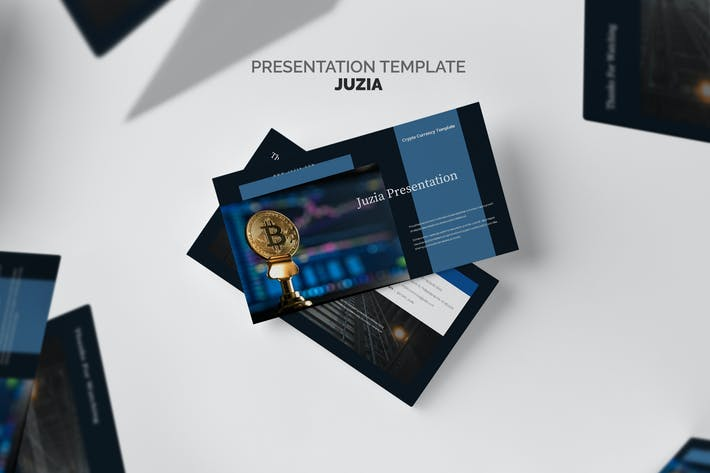 Juzia : Crypto Currency Business Keynote