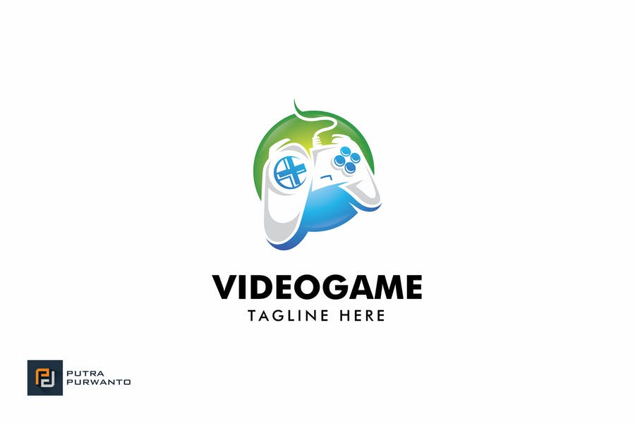 Video Game - Logo Template