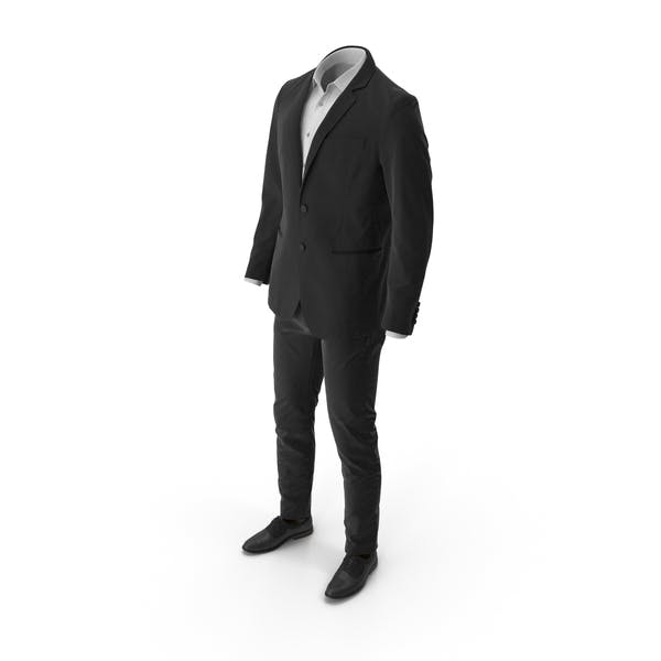 Thumbnail for Мужской деловой костюм