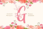 Great Wishes Monogram Font