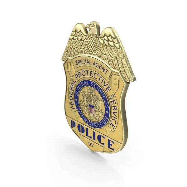 Thumbnail for Insignia de policía