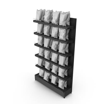 Shelving with Chips
