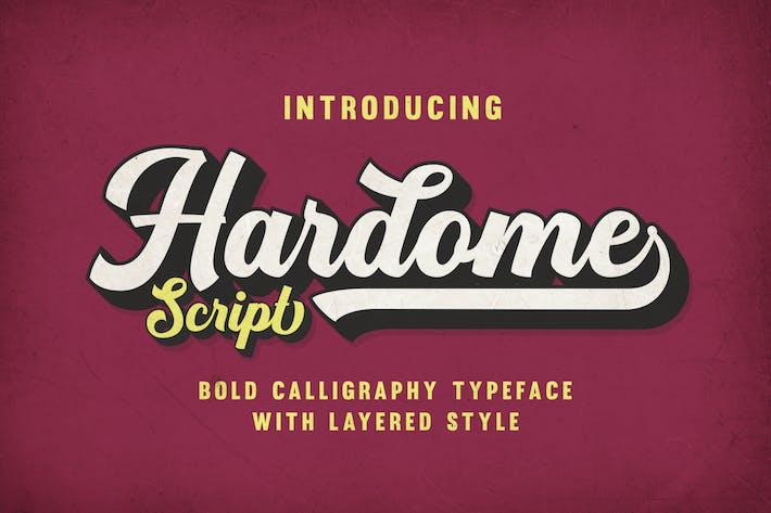 Thumbnail for Hardome