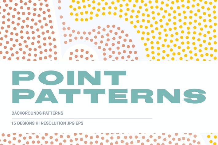Thumbnail for Point Patterns