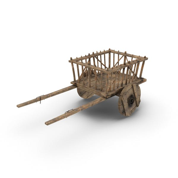 Vagón medieval