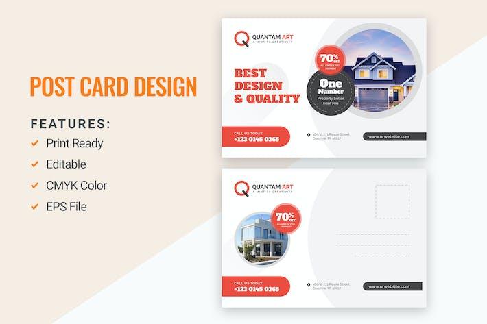 Thumbnail for Postcard Design