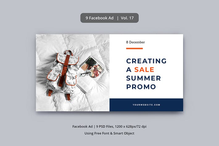 Thumbnail for Facebook Ad Vol. 17