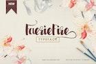 Faeriefire Typeface