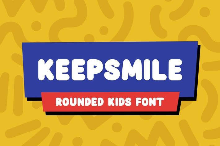 Thumbnail for Keepsmile - Redondeado juguetón