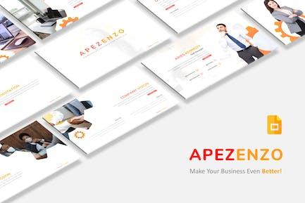 Apezenzo - Business Google Slides Template