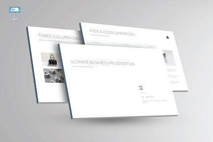 ULTIMATE - Multipurpose Keynote Template V3