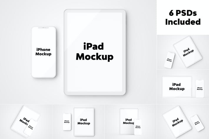 iPhone & iPad-Mockup