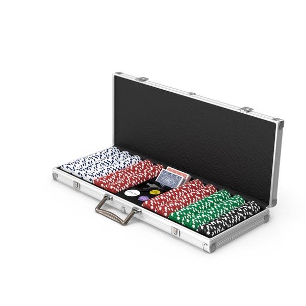 Thumbnail for Kit de póker