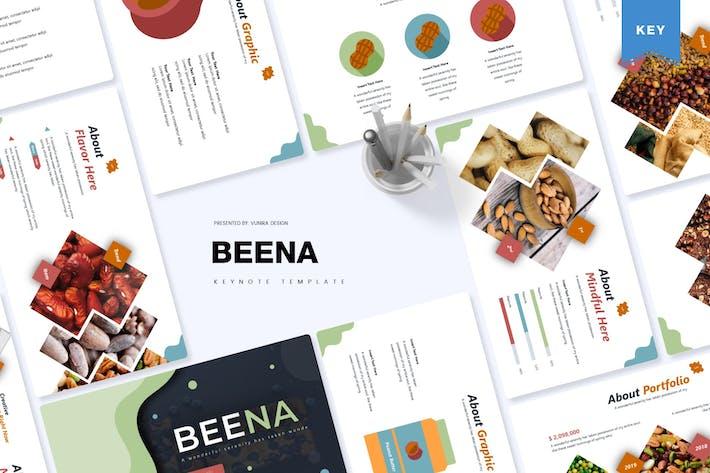 Thumbnail for Beena | Keynote Template