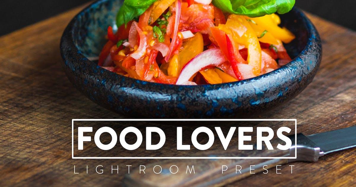 Download 10 Food Lovers Lightroom Preset by CCpreset