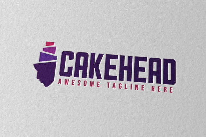 Cover Image For Cakehead Logo