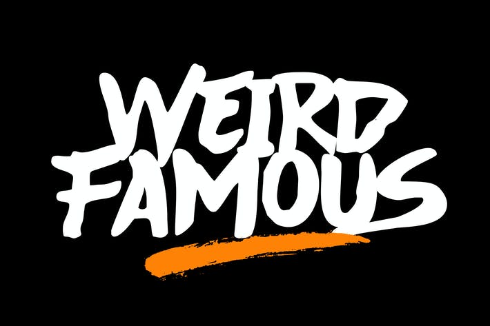 Thumbnail for Weird Famous