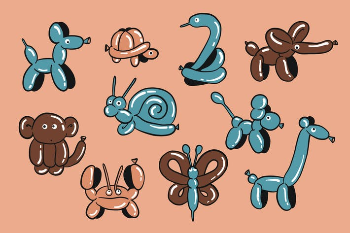 Thumbnail for Balloon Animals