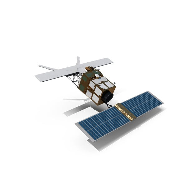 Thumbnail for European Remote Sensing Satellite ERS-2