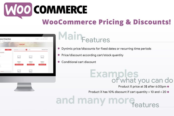 Thumbnail for WooCommerce Pricing & Discounts!