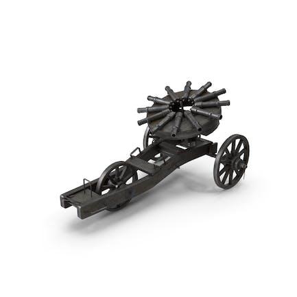 Mittelalterliche Kanonen