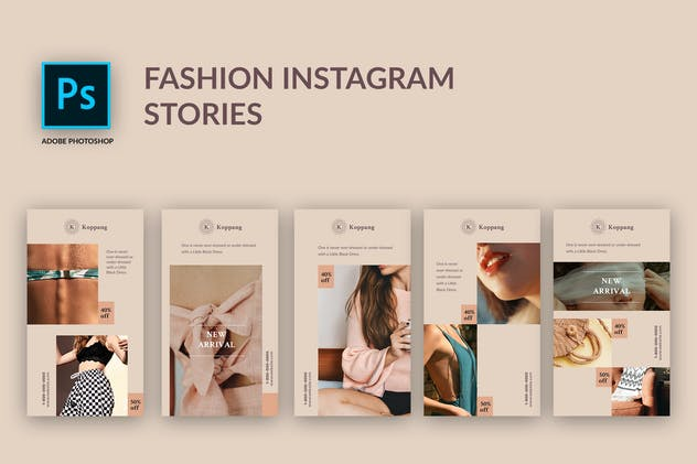 Fashion Instagram Stories - product preview 0