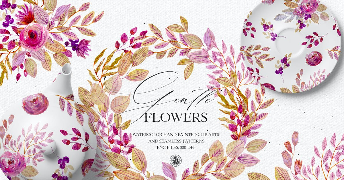 Download Gentle Flowers by Webvilla