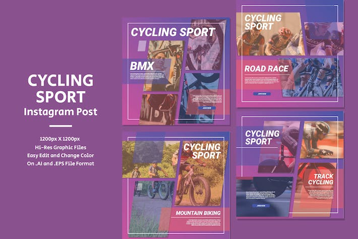 Thumbnail for Cycling Sport