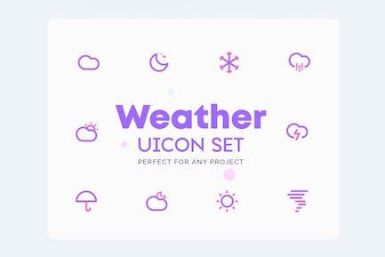 UICON WetterIcons
