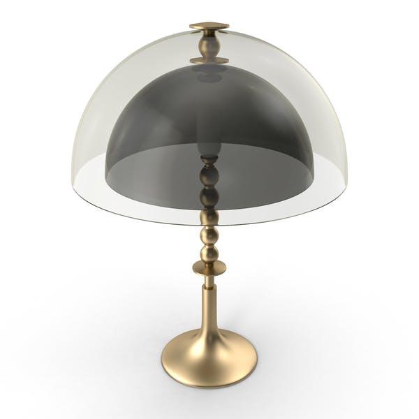 Лампа круглого стола