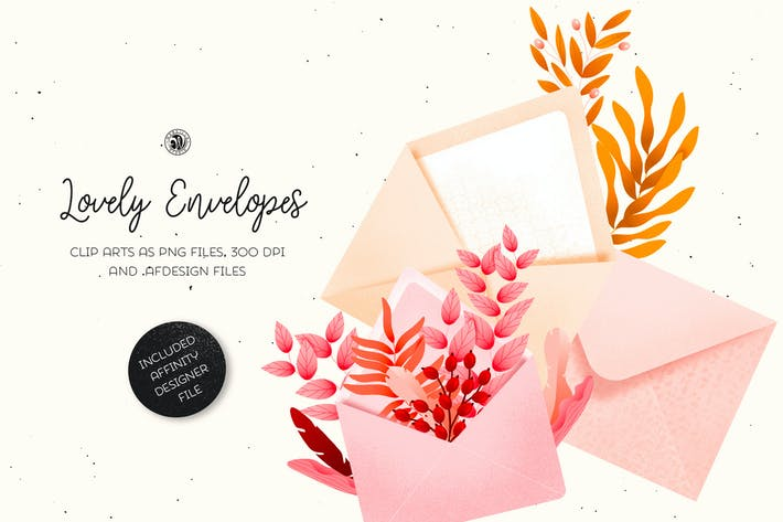 Thumbnail for Lovely Envelopes