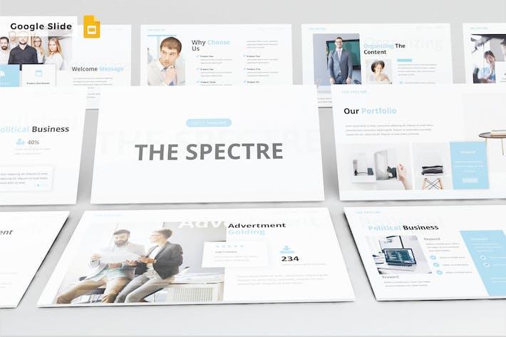Thumbnail for THE SPECTRE - Google Slide V399