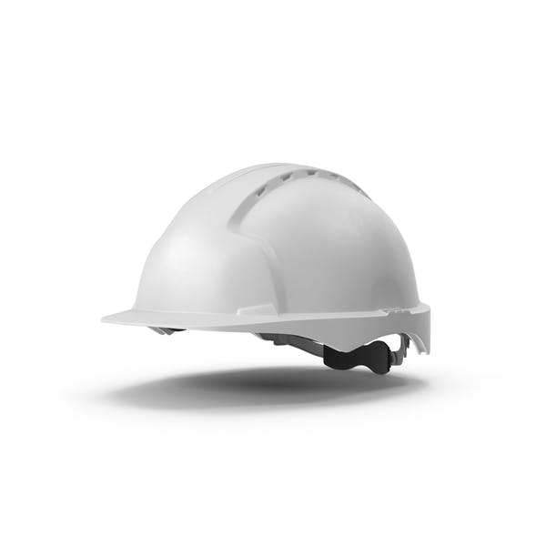 Thumbnail for White Safety Helmet