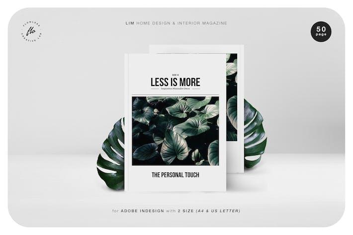 Cover Image For Lim Home Design & Interior Magazine