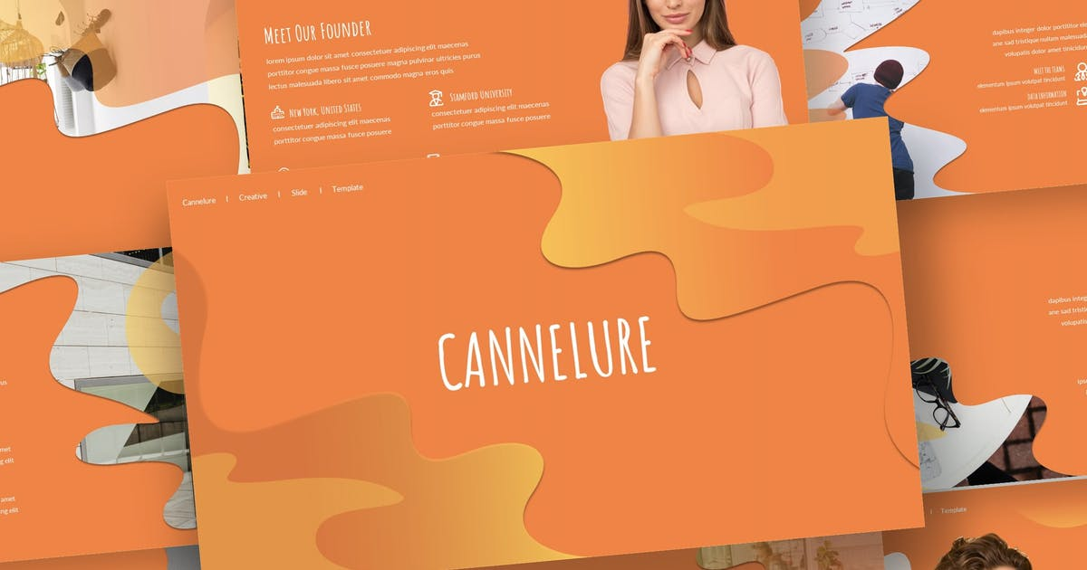 Download Cannelure - Keynote Template by inspirasign