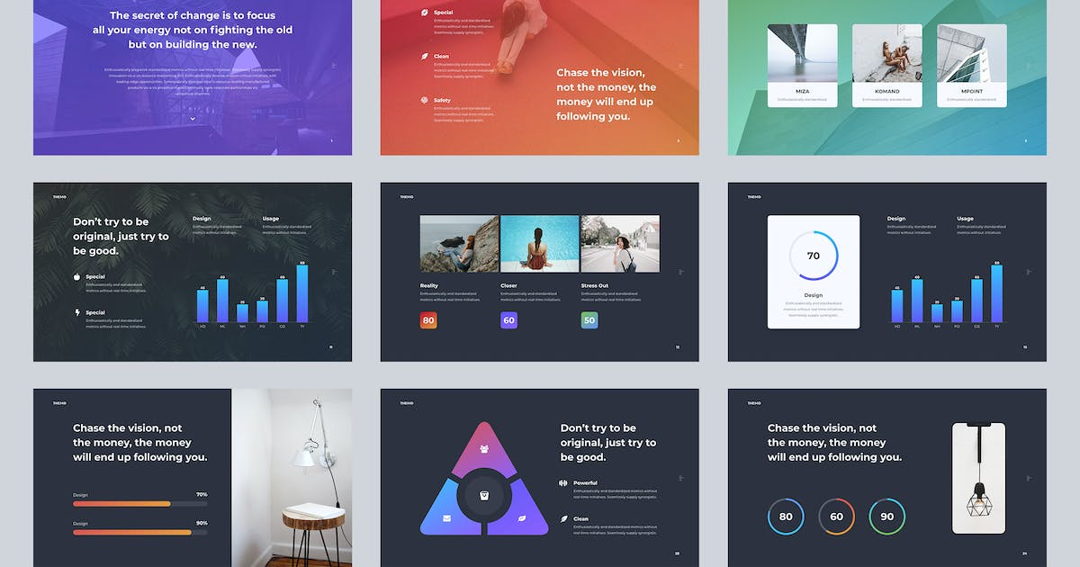 Download THEMO - Colored & Simple Template (KEY) by SimpleSmart
