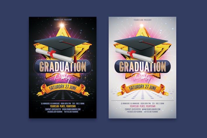 Thumbnail for Prospectus de la fête de graduation