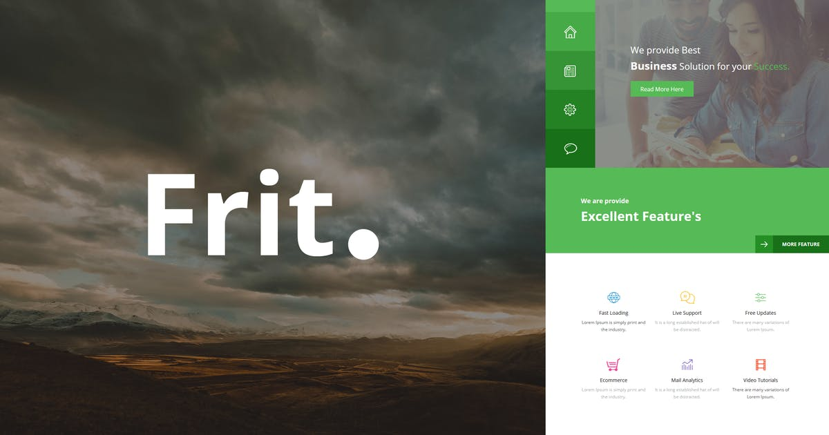 Download Frit Mail - Responsive E-mail Template by williamdavidoff