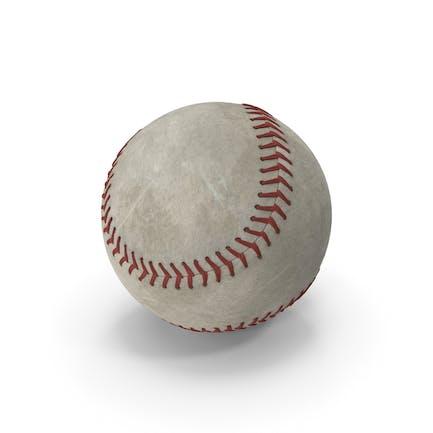 Old Baseball Without Logo