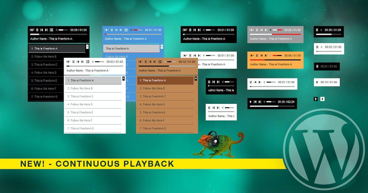 Download HTML5 Audio Player WordPress Plugin by LambertGroup