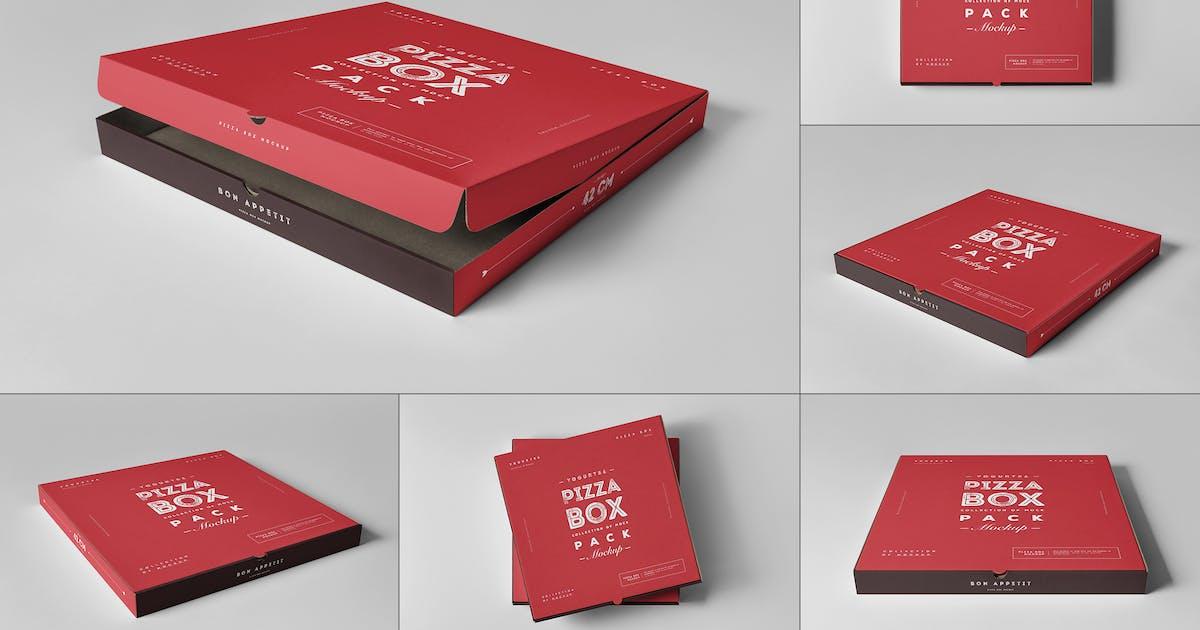 Download 42 Pizza Box Mock-up by yogurt86