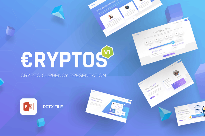 Thumbnail for Cryptos - Crypto Currency Presentation