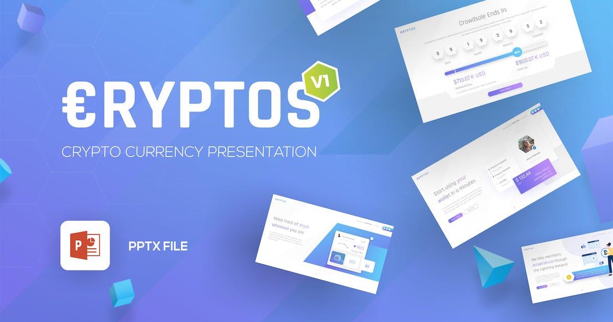 Download Cryptos - Crypto Currency Presentation by BrandEarth