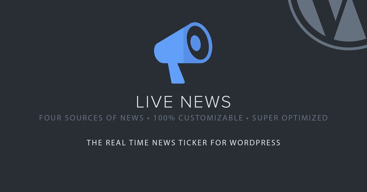 Download Live News - Real Time News Ticker by DAEXT