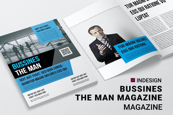 Thumbnail for Bussines Der Mann | Magazin