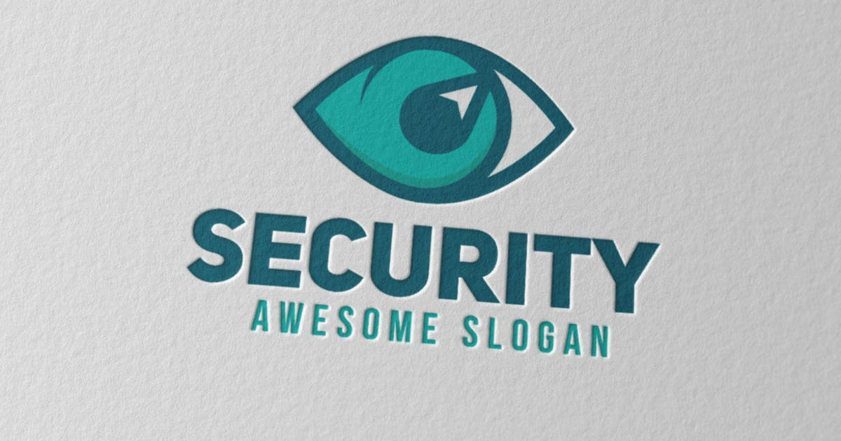 Security Logo by Scredeck
