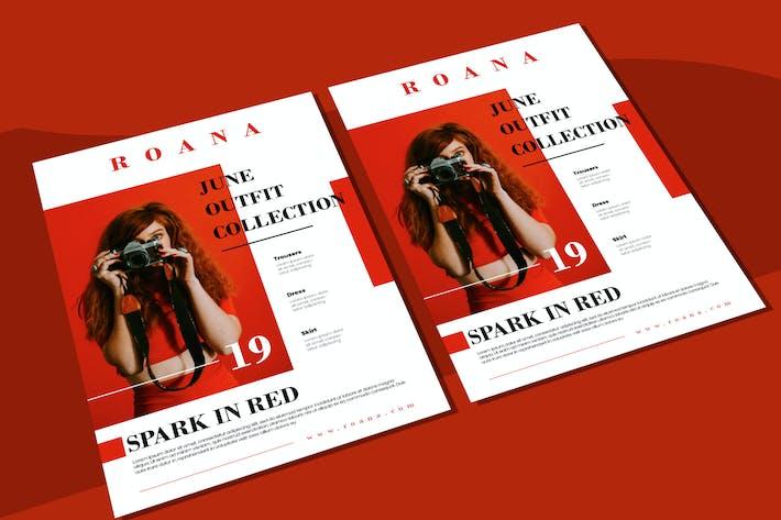 Thumbnail for Roana Flyer