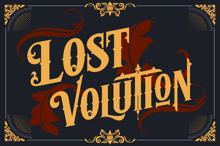 Thumbnail for Lost Volution